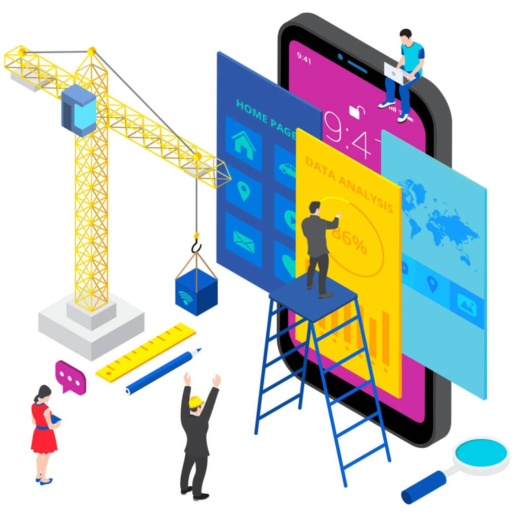 Web Design: User Experience and User Interface